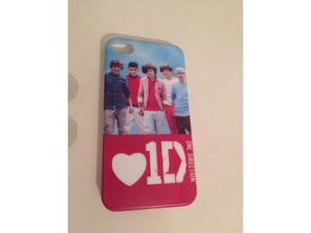 iPhone 4 One Direction Skal