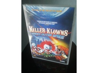 KILLER KLOWNS FROM OUTER SPACE 80-tals kult! Svensk text - Tumba - KILLER KLOWNS FROM OUTER SPACE 80-tals kult! Svensk text - Tumba
