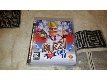 PS3 - Buzz quiz TV - På svenska - Eslöv - PS3 - Buzz quiz TV - På svenska - Eslöv