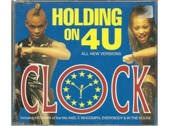 Clock - Holding on 4U x 3 + Megamix