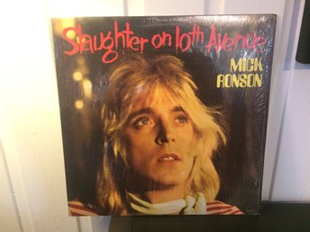 Mick Ronson – Slaughter On 10th Avenue   APL1-0353 US