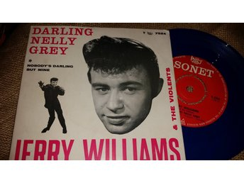 Jerry Williams*Darling Nelly Grey*