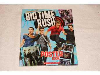 Big Time Rush, Poster book