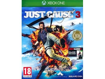 Just Cause 3 (XBOXONE)