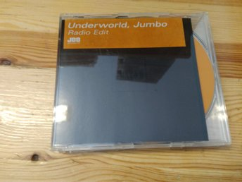 Underworld - Jumbo, CDs