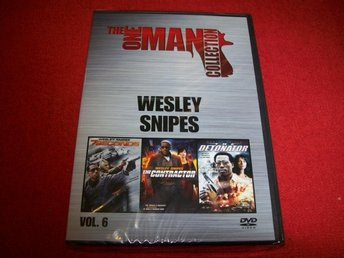 WESLEY SNIPES THE ONE MAN COLLECTION - NY INPLASTAD