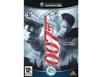James Bond 007 - Everything Or Nothing - Nintendo Gamecube