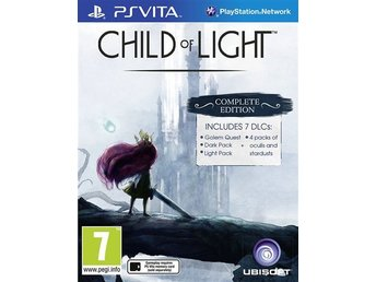 Child of Light - Playstation VITA