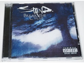 Staind - Break The Cycle ( CD Album )