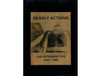 Deadly Actions Live Retro 1994-1996 vhs In Slaughter Natives