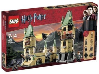 Lego Harry Potter 4867 - Hogwarts