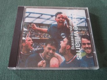 CD - Robbie Williams, Sing when you´re winning - Fint skick