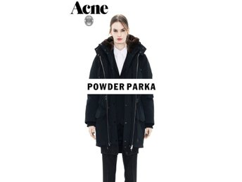 Acne studios Powder Heavy Parkas M