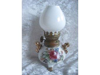 Köp Antika lampor & belysning online på Tradera