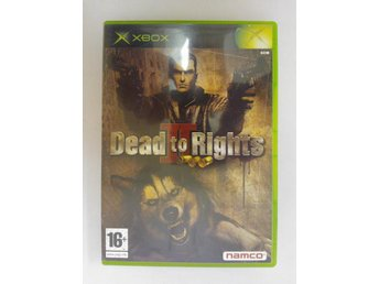XBOX - Dead To Rights 2