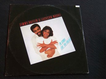 "JIMMY RUFFIN & JACKSON MOORE - I´M GONNA LOVE YOU 12"" 1984"