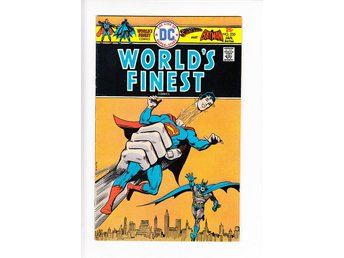 World´s Finest Comics nr 235 (1976) / VF/NM / toppskick