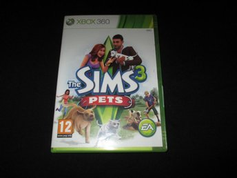 Sims 3 Pets - xbox 360 - Stockholm - Sims 3 Pets - xbox 360 - Stockholm