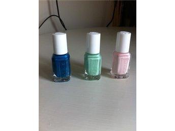 Essie nagellack, små 3 st - Torslanda - Essie nagellack, små 3 st - Torslanda