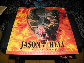 Jason goes to hell The final friday Unrated director's cut 1