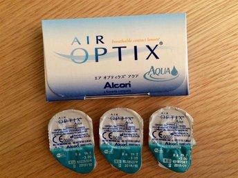 Air Optix Aqua (3 x mjuka linser) styrka -3,00 - Lund - Air Optix Aqua (3 x mjuka linser) styrka -3,00 - Lund