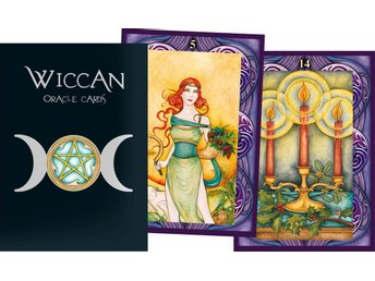 Wiccan Oracle Cards 9788865271438