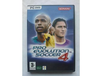 PC - Pro Evolution Soccer 4