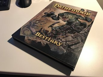 Pathfinder Roleplaying Game - Beastiary