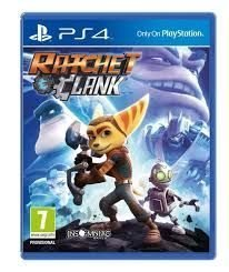 Ratchet and clank ps4 spel game playstation