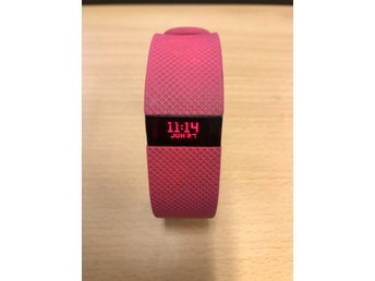 Fitbit Charge HR rosa Large