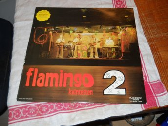 FLAMINGOKVINTETTEN-- 2.        LP