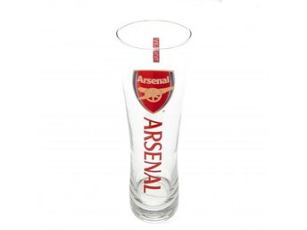 Arsenal Ölglas Högt Wordmark 4-pack