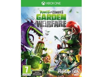 Plants vs Zombies Garden Warfare - Helt nytt till Xbox One!!! REA