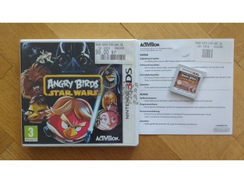 Nintendo 3DS: Angry Birds Star Wars