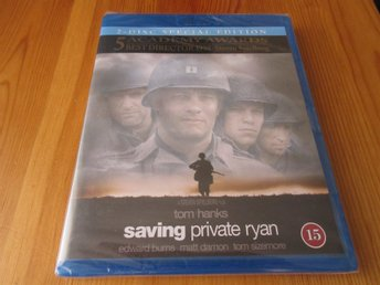 Saving Private Ryan (2-disc) (Blu-ray) (INPLASTAD)