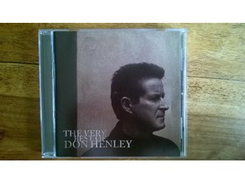 "DON HENLEY ""the very best of"""
