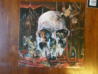 SLAYER SOUTH OF HEAVEN  LP