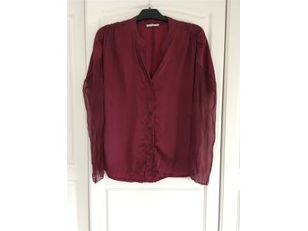 f0babc36e4b8f9 BY MALENE BIRGER sumantah silk blouse sidenblus.. (344940249) ᐈ Köp ...