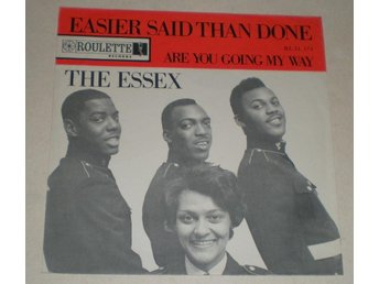 Essex SINGELOMSLAG Easier said that done 1963 VG++