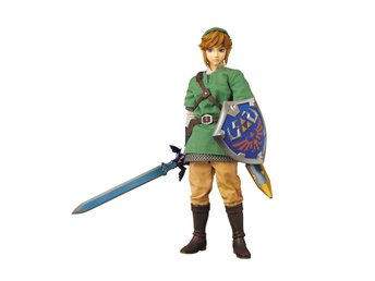 The Legend of Zelda Skyward Sword RAH Action Figure 1/6 Link 30 cm