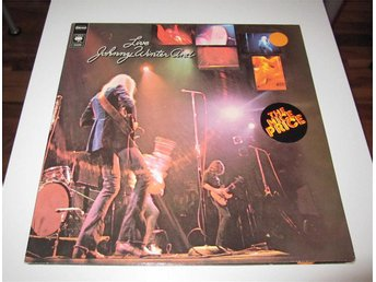 Johnny Winter And – Johnny Winter And Live CBS 64289 - Bullaren - Johnny Winter And – Johnny Winter And Live CBS 64289 - Bullaren
