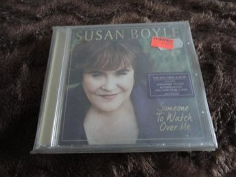 SUSAN BOYLE -- SOMEONE TO WATCH OVER ME  (NYSKICK)