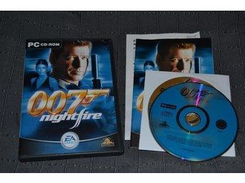 007 Nightfire - PC - Norrköping - 007 Nightfire - PC - Norrköping