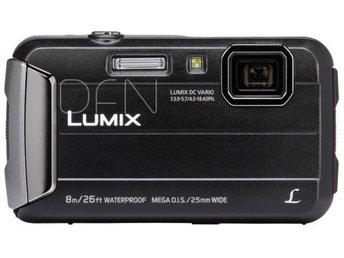 Panasonic Lumix DMC-FT30 svart - Höganäs - Panasonic Lumix DMC-FT30 svart - Höganäs