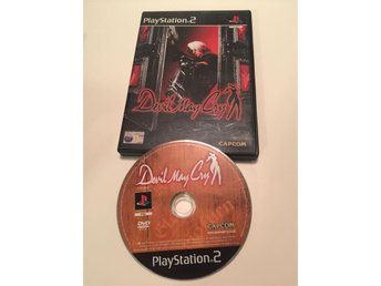 Playstation 2 PS2 Devil May Cry CB