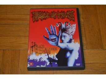 Cradle Of Filth - Heavy Left Handed & Candled DVD