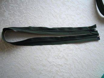 10 st delbar dragkedjor 80 cm lång grön - Norrköping - 10 st delbar dragkedjor 80 cm lång grön - Norrköping