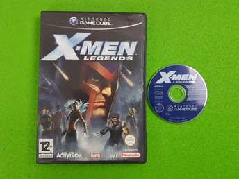 X-Men Legends ENGELSK UTGÅVA GameCube Game Cube