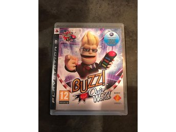 Buzz - Quiz World - PS3