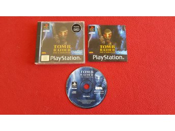 TOMB RAIDER CHRONICLES till Sony Playstation PSone